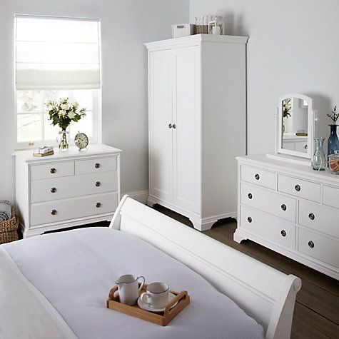 Buy john lewis aurelia double wardrobe online at johnlewis for Furniture john lewis