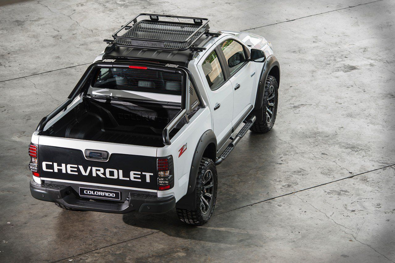 2017 Chevrolet Colorado Revealed Globally GM Authority