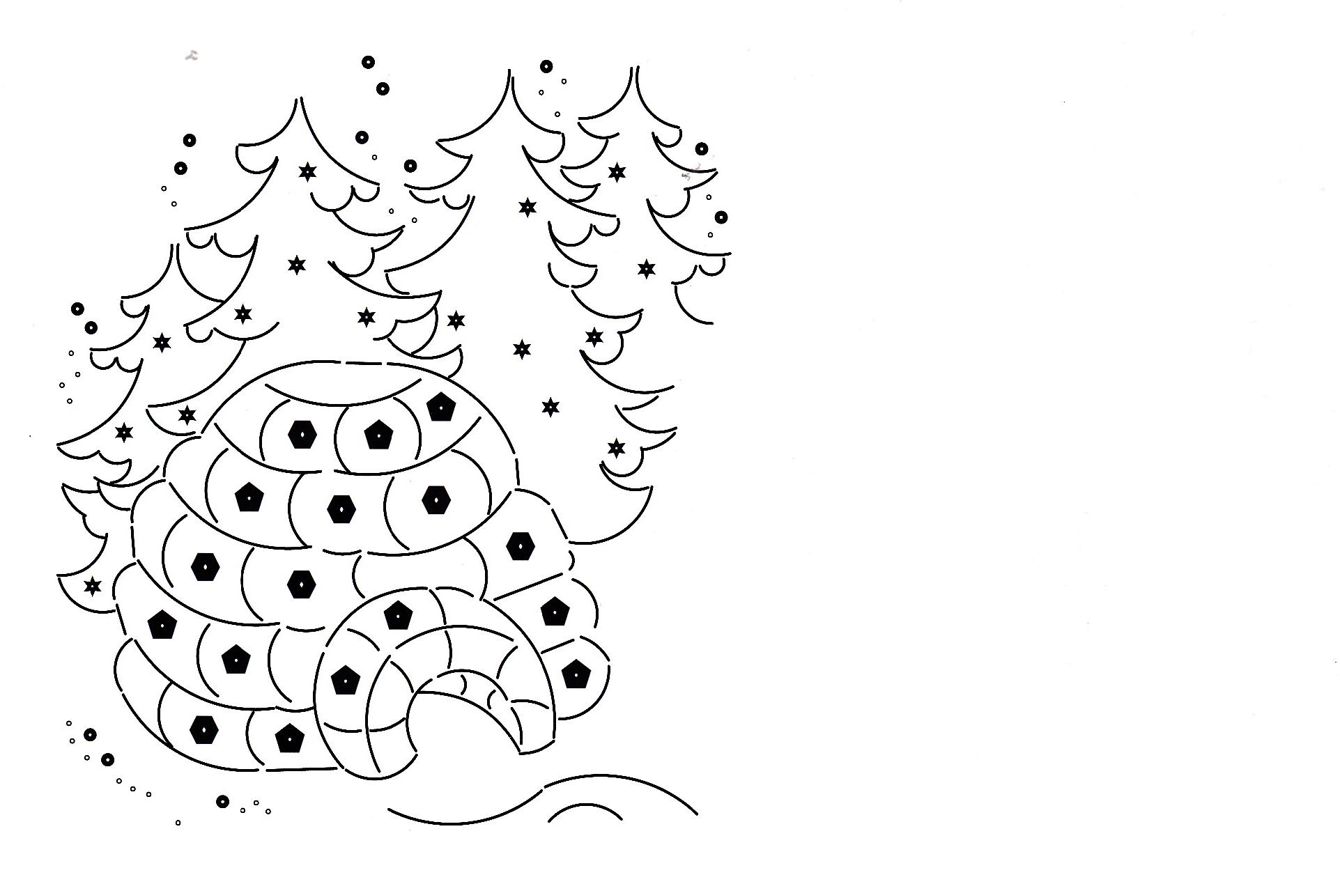 Kerst Iglo