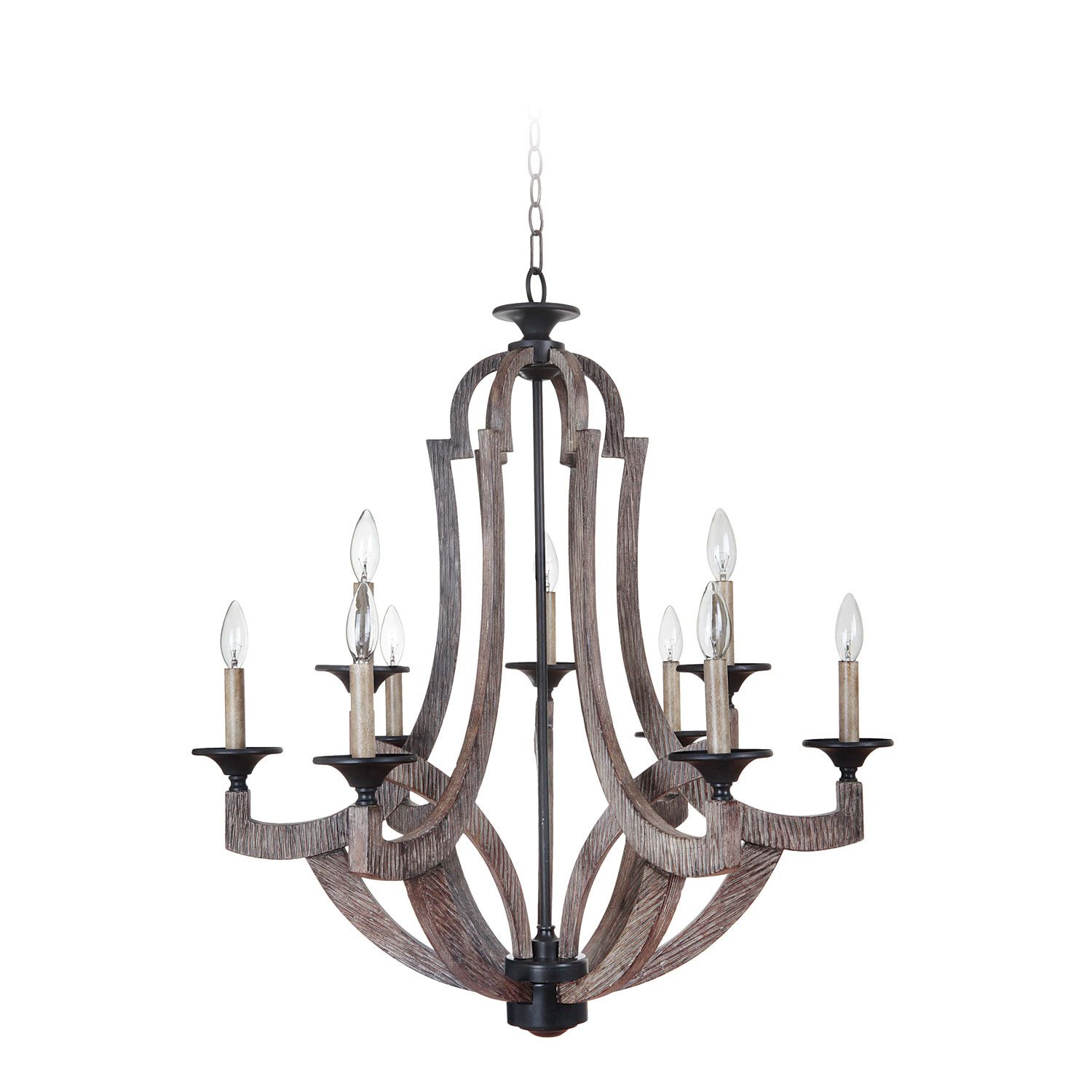 Craftmade winton weathered pine and bronze nine light 30 inch craftmade winton weathered pine and bronze nine light 30 inch chandelier on sale arubaitofo Gallery