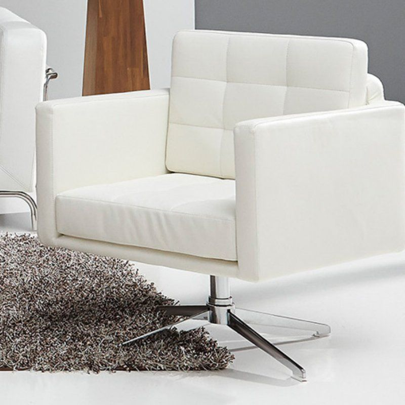 Bellini Modern Living Mason Swivel Club Chair