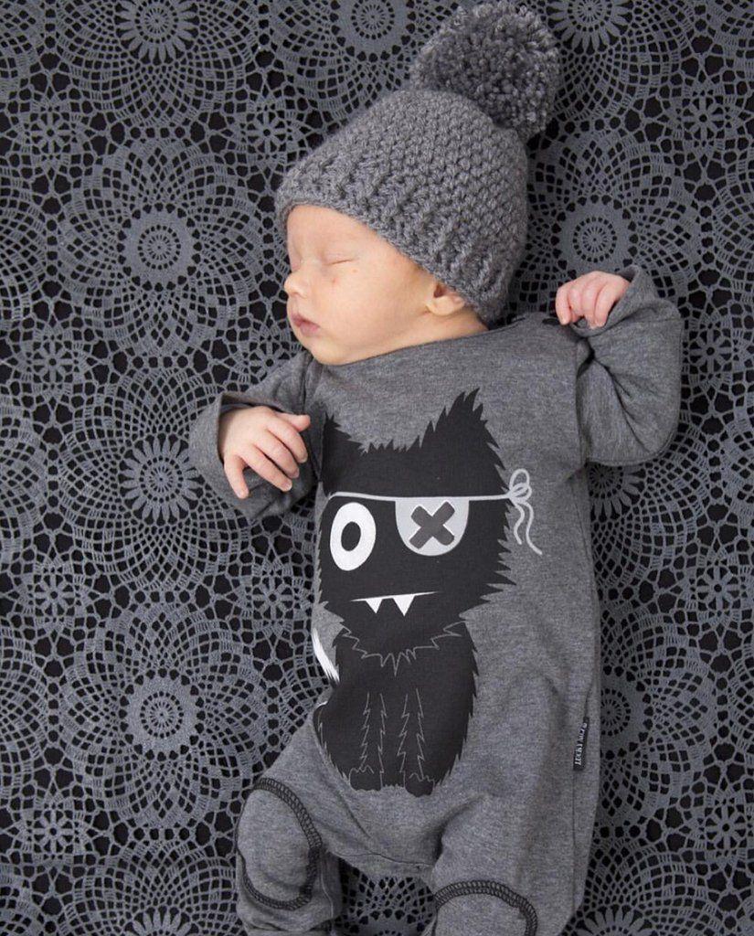 Cute  amp  Stylish Winter Roper Onesie Boy Clothing 3c99726d8