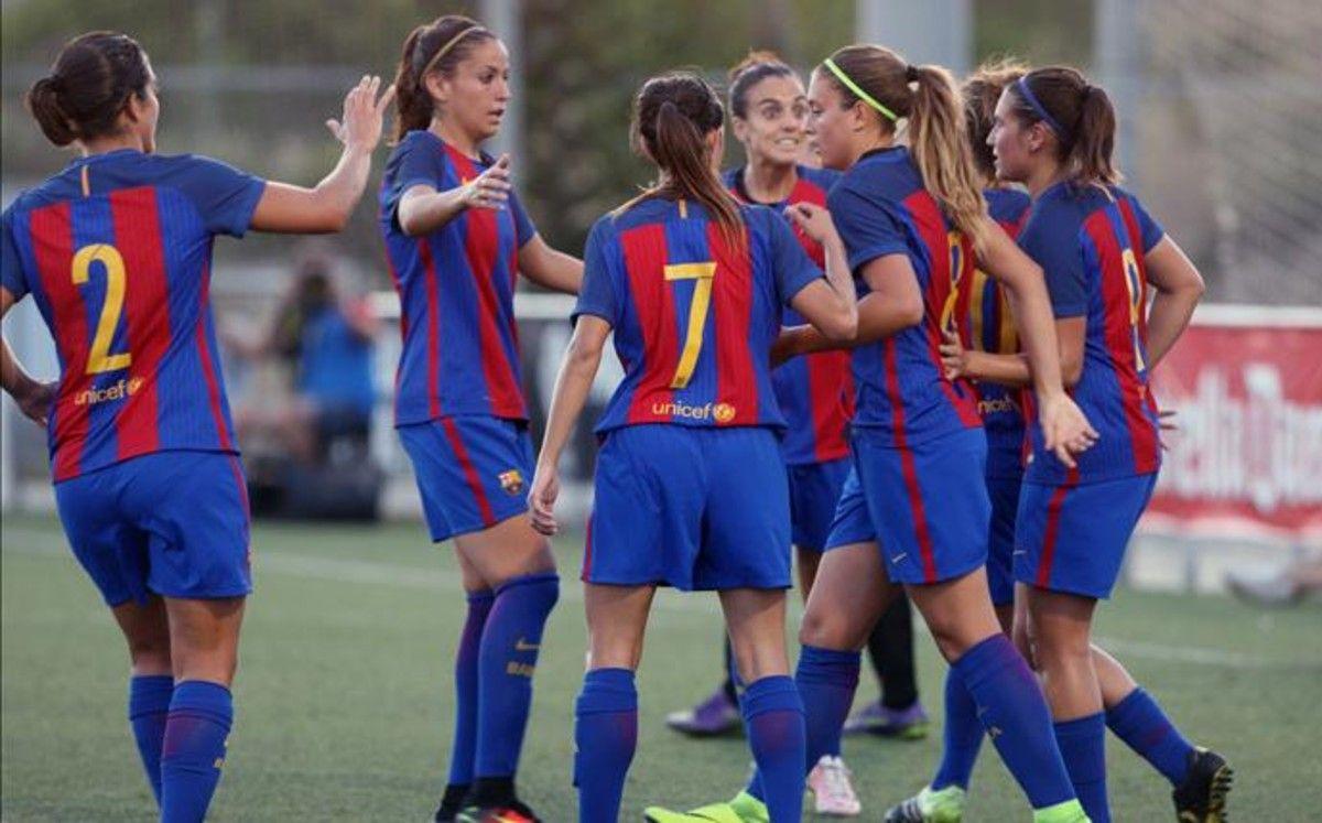 El ZFK Minsk, rival del Barça femenino en la Champions