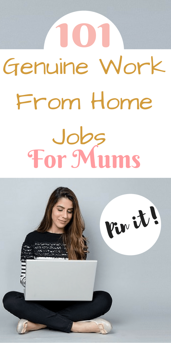 101 genuine work from home jobs in the uk data entry debt free