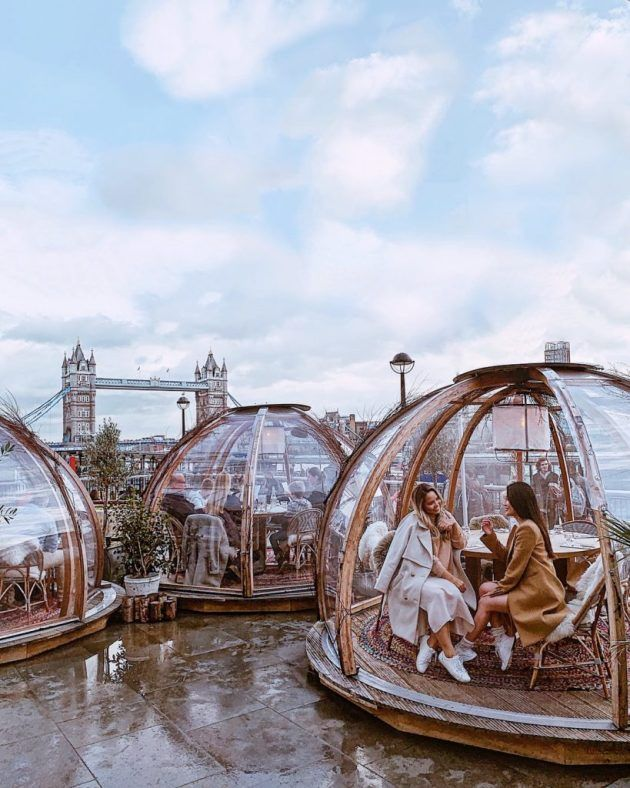 15 Most Instagrammable Places in London | London Travel Guide #travel