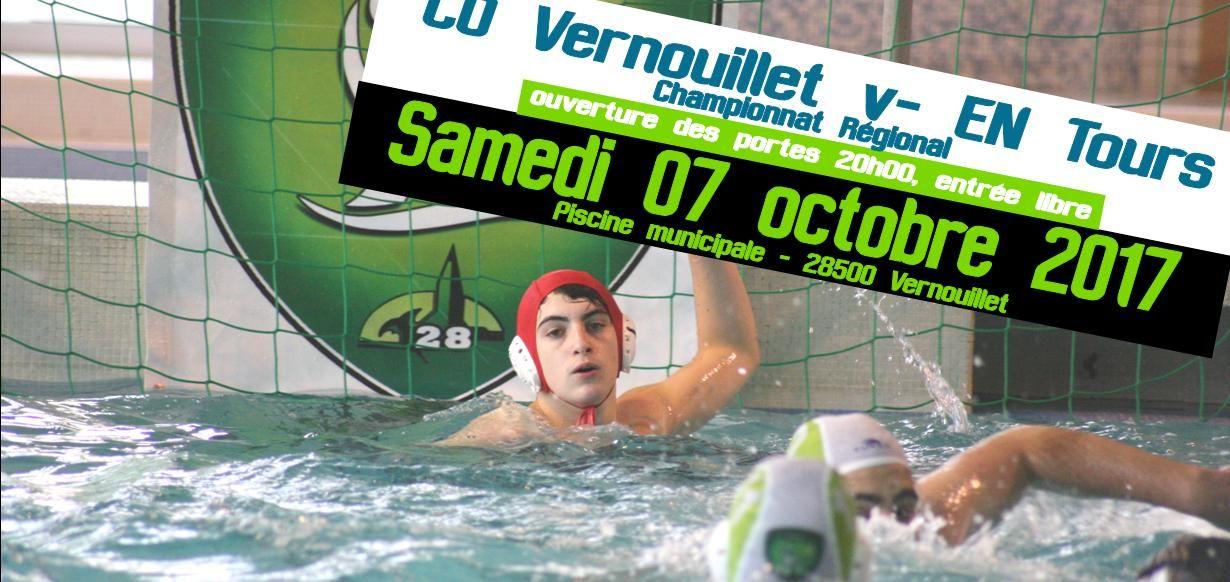 Match régional : CO Vernouillet - En Tours