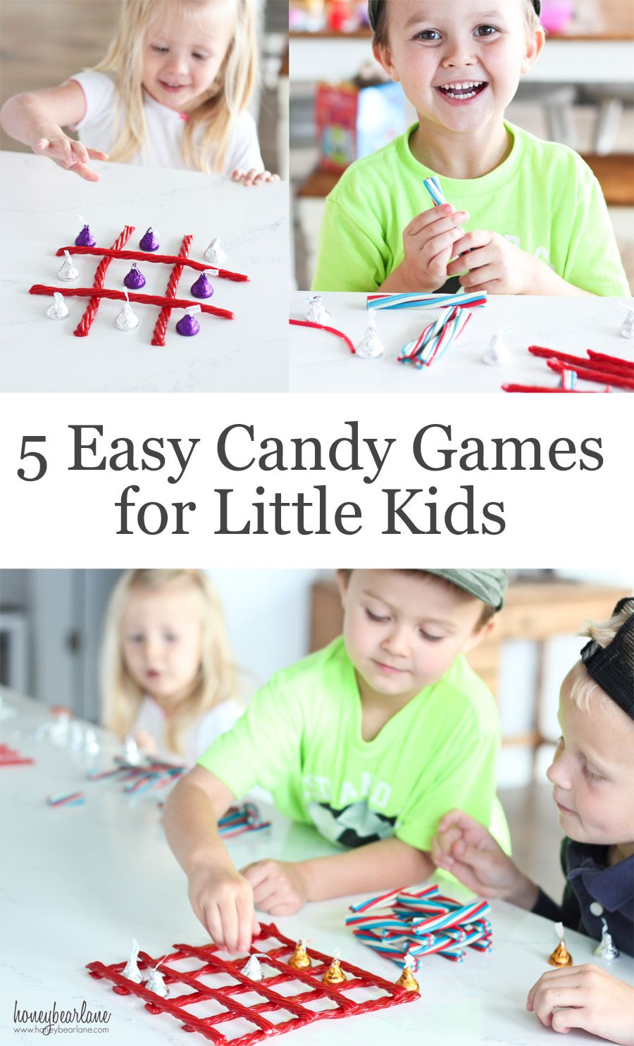 5 Games to Play with Candy | Plays
