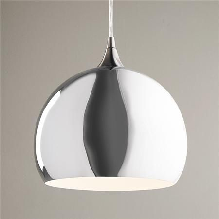 Medium Chrome Ball Pendant Light Shades Of Light Chrome Pendant Lighting Ball Pendant Lighting Glass Pendant Shades