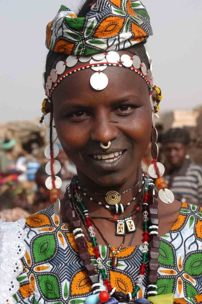 Peul woman from Burkina Faso world_cultures (With images