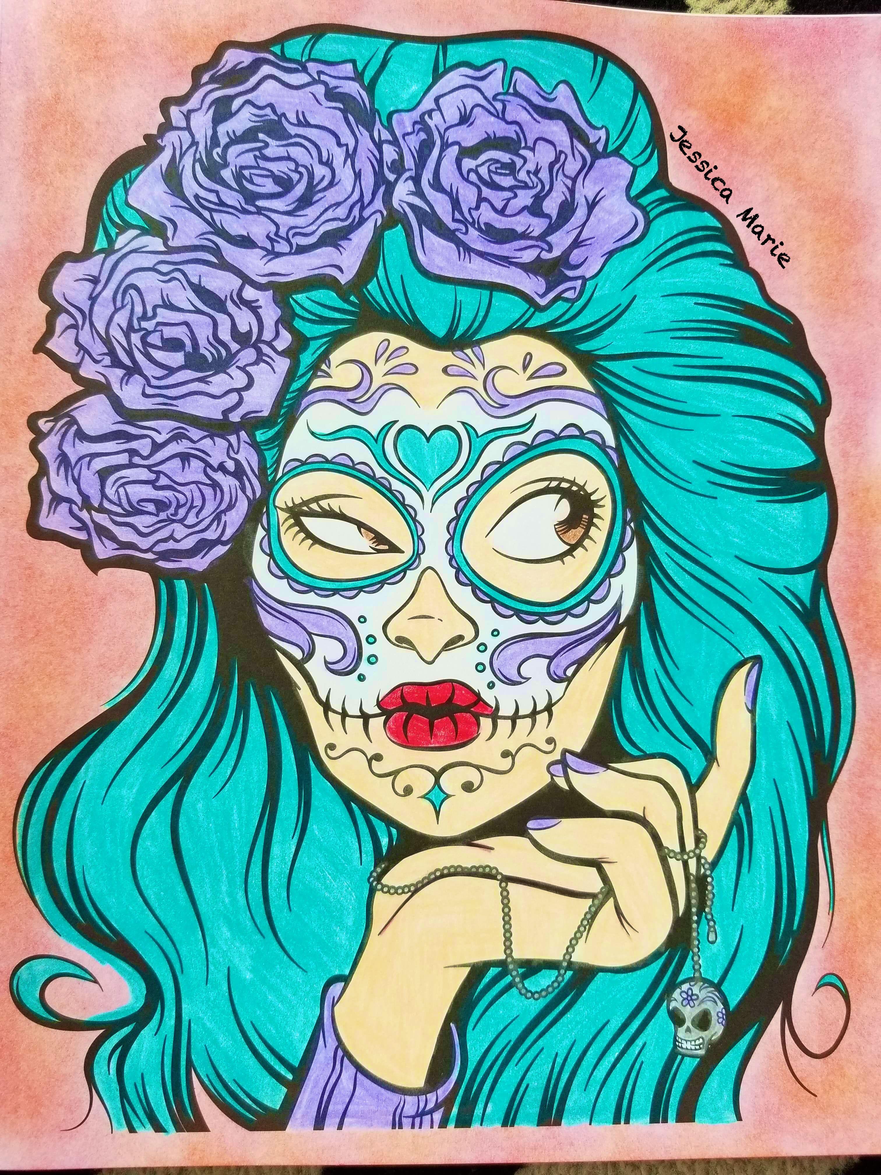 Crayola Art With Edge Sugar Skulls Dayofthedead Skull Coloring Pages Crayola Art Sugar Skull Art