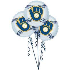 balloon 3 pack milwaukee bucks