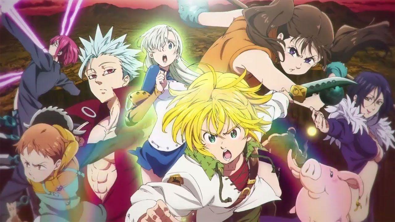 Thất Hình Đại Tội (Lần 1, Season 1) Nhạc Phim Anime Hay