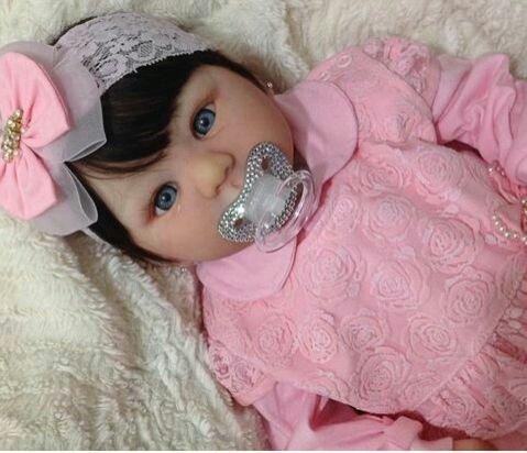 Bebê Reborn molde kylin  5ee8b311b35