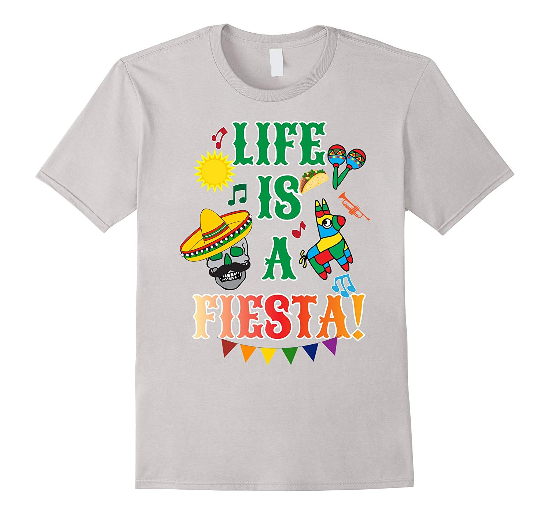 Cinco de Mayo Black Adult T-Shirt Got Salsa