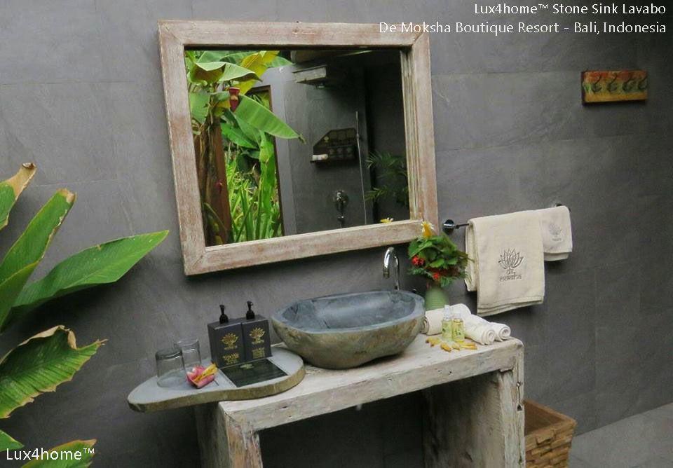 Umywalka Z Kamienia Polnego Na Blat Do łazienki Produkujemy