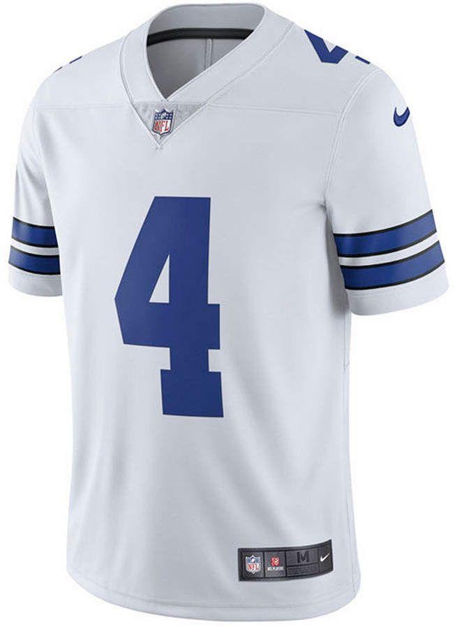 1f4ec4d79 Nike Dak Prescott Dallas Cowboys Game Jersey