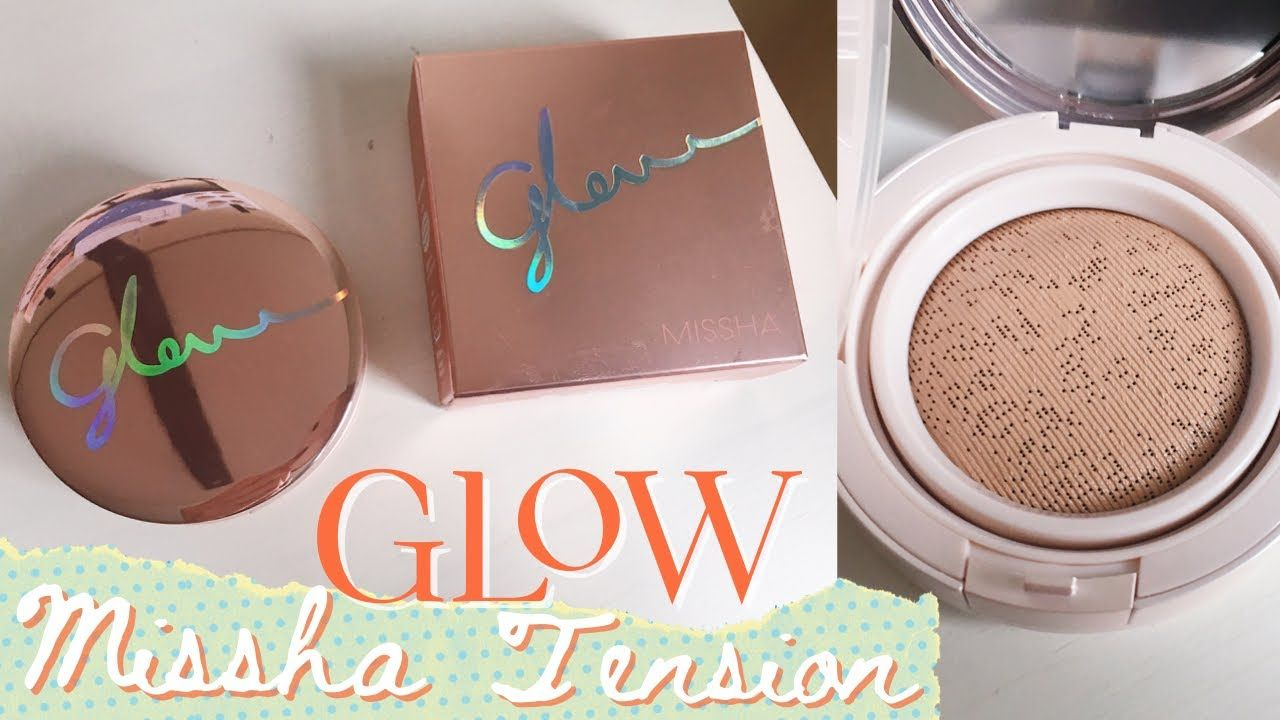 Missha Glow Tension SPF50+ PA+++ (No. 25 Tan) Review