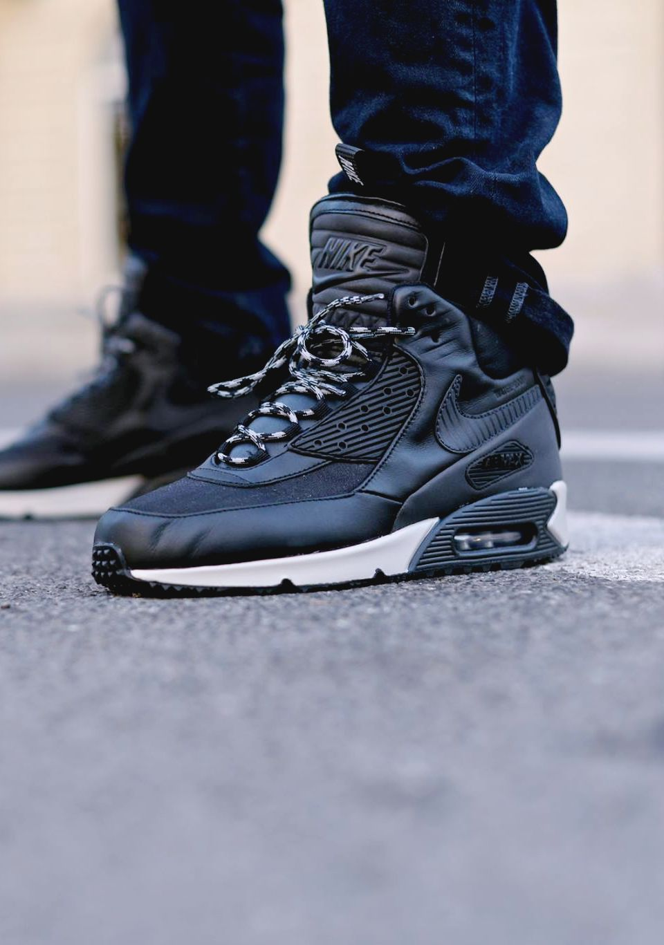 brand new 90f7e ddc1e Nike Air Max 90 Sneakerboot
