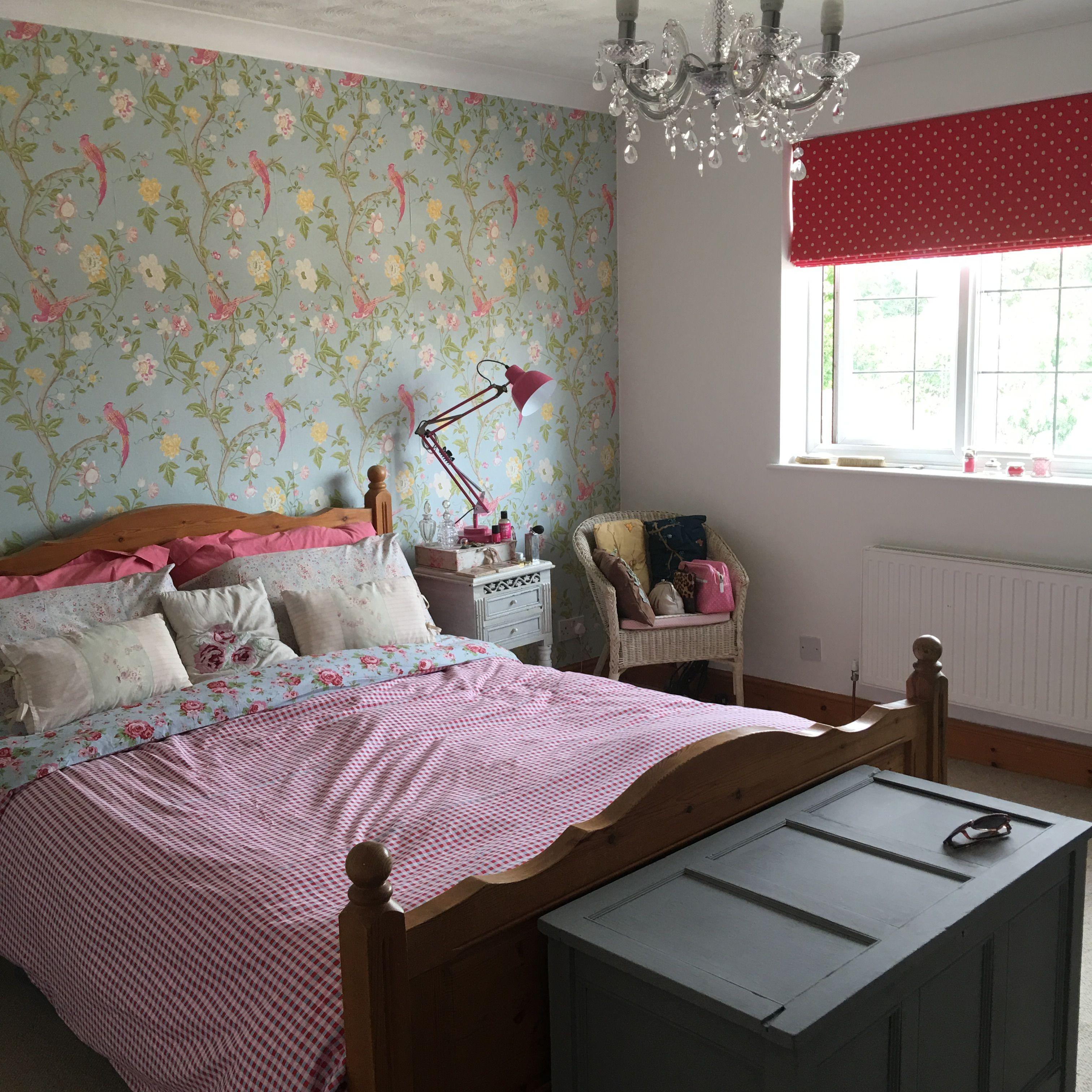 Bedroom Boudoir. Laura Ashley/Cath Kidston