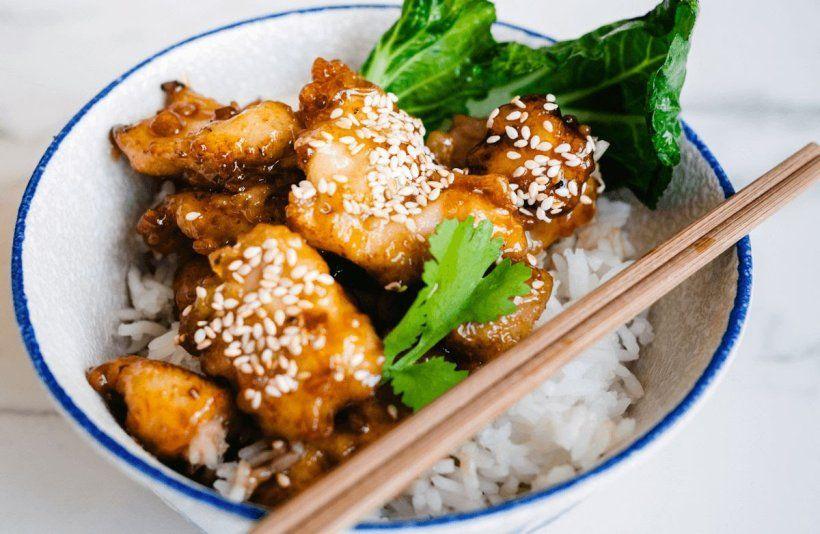 sesame chicken  recipe with images  sesame chicken