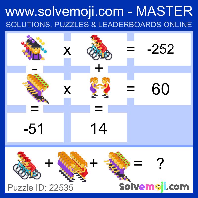 puzzle_22535 Maths puzzles, Puzzle, Math