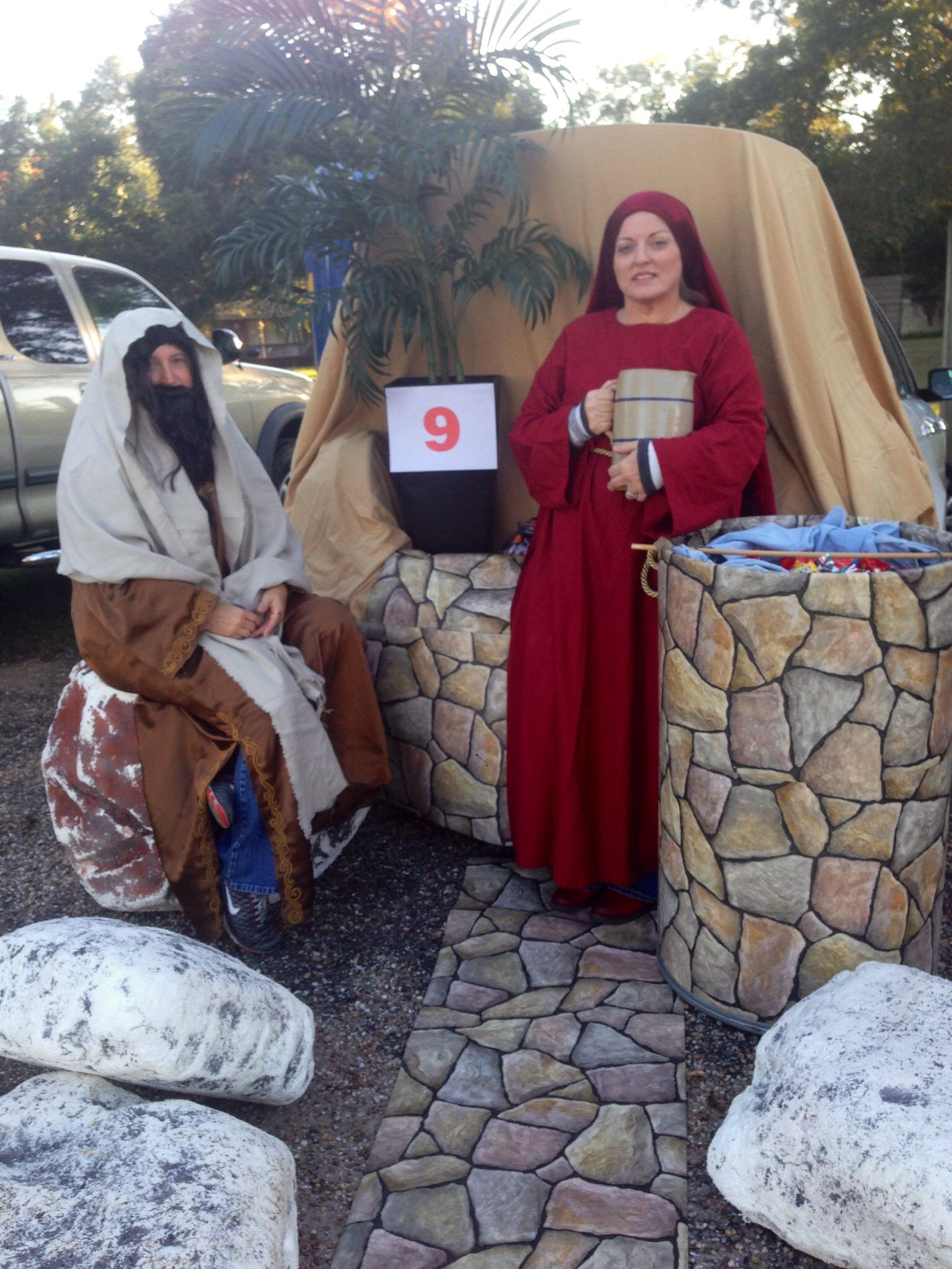 Booth Festival Themes Church Ideas