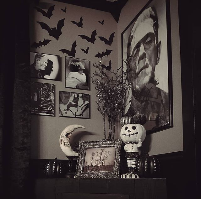 #gothic home decor #Halloween #Wohnkultur Halloween home decor        Halloween Wohnkultur #gothichome
