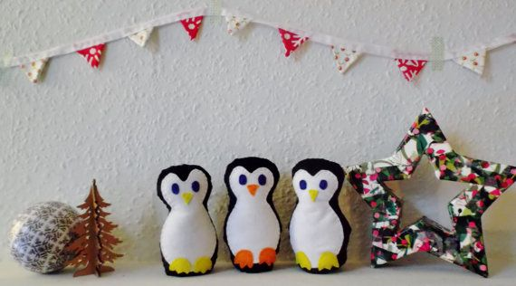 Me&My baby penguin by itsMeandMy on Etsy, £6.00
