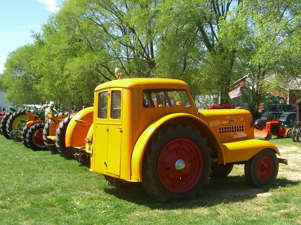 Ford Orchard Tractor : Minneapolis moline orchard tractor tractors pinterest