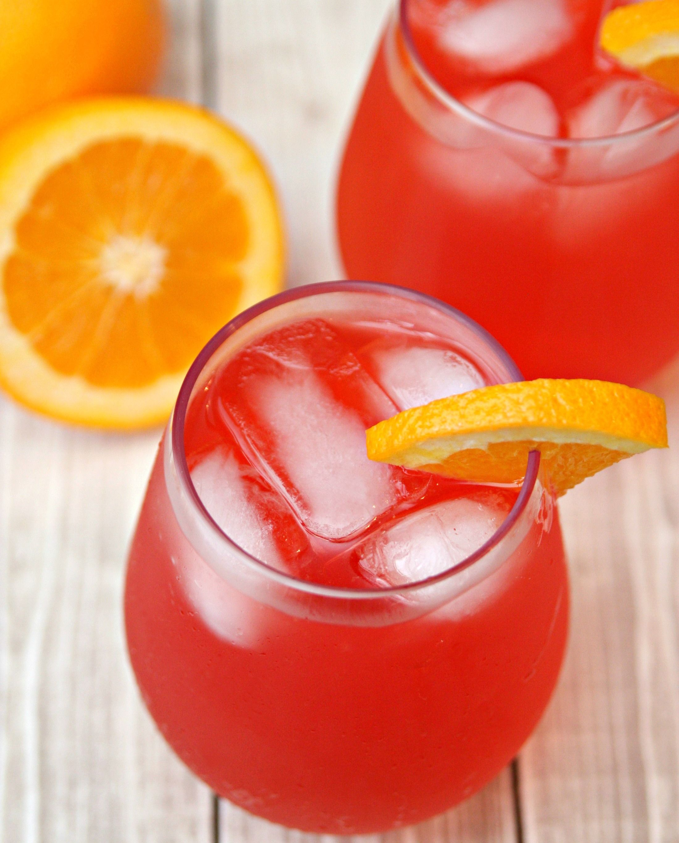Hurricane Punch Recipe, Punch