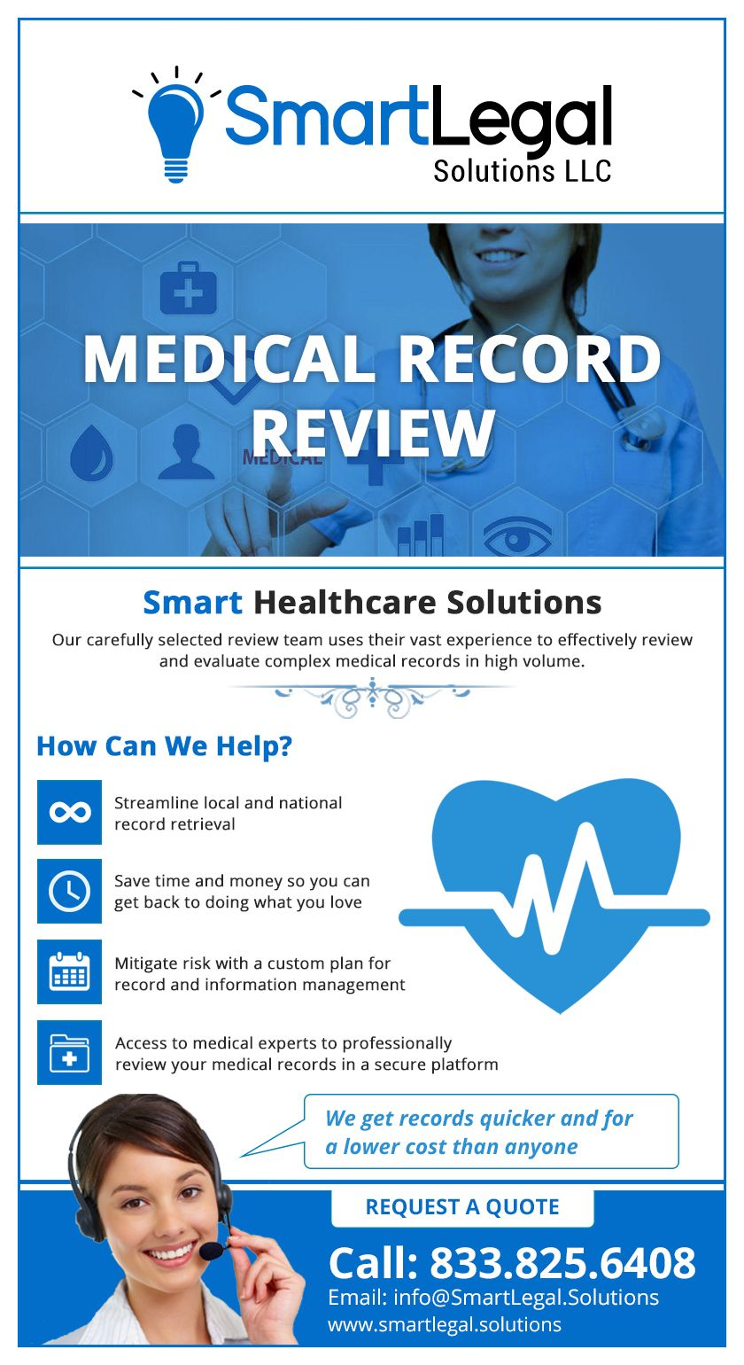 The Purpose Of Medical Record Review Legal Nurse Consultant