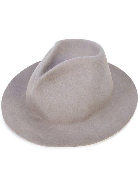 Fedora Hat · Shop Horisaki Design   Handel classic fedora ... 63792fc75d1c