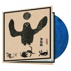 Ct 158 Diiv Oshin Limited Edition Lp Captured Tracks Album Art Artist Sound Waves