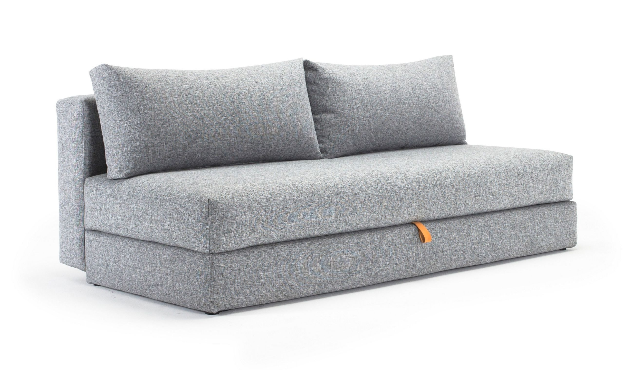 Osvald Fabric Sofa Bed Full Size Innovation Living Furniture