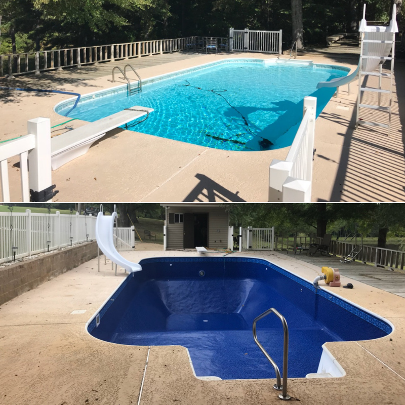Does your pool need servicing? Contact Swimming Pools of ...