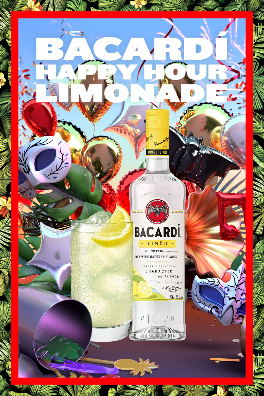 Pin by BacardíUSA on BACARDI Carta Cocktails Bacardi