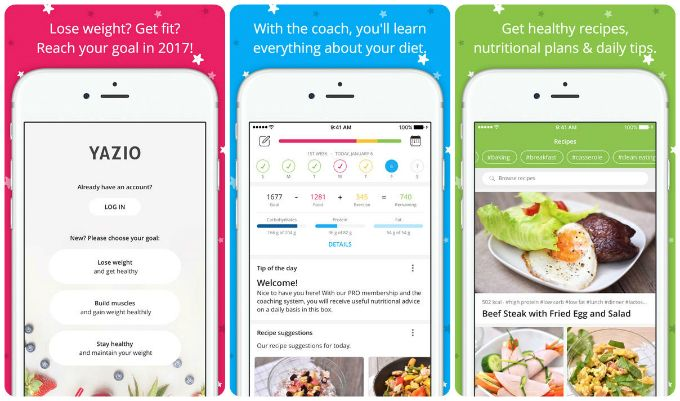 group weight loss app