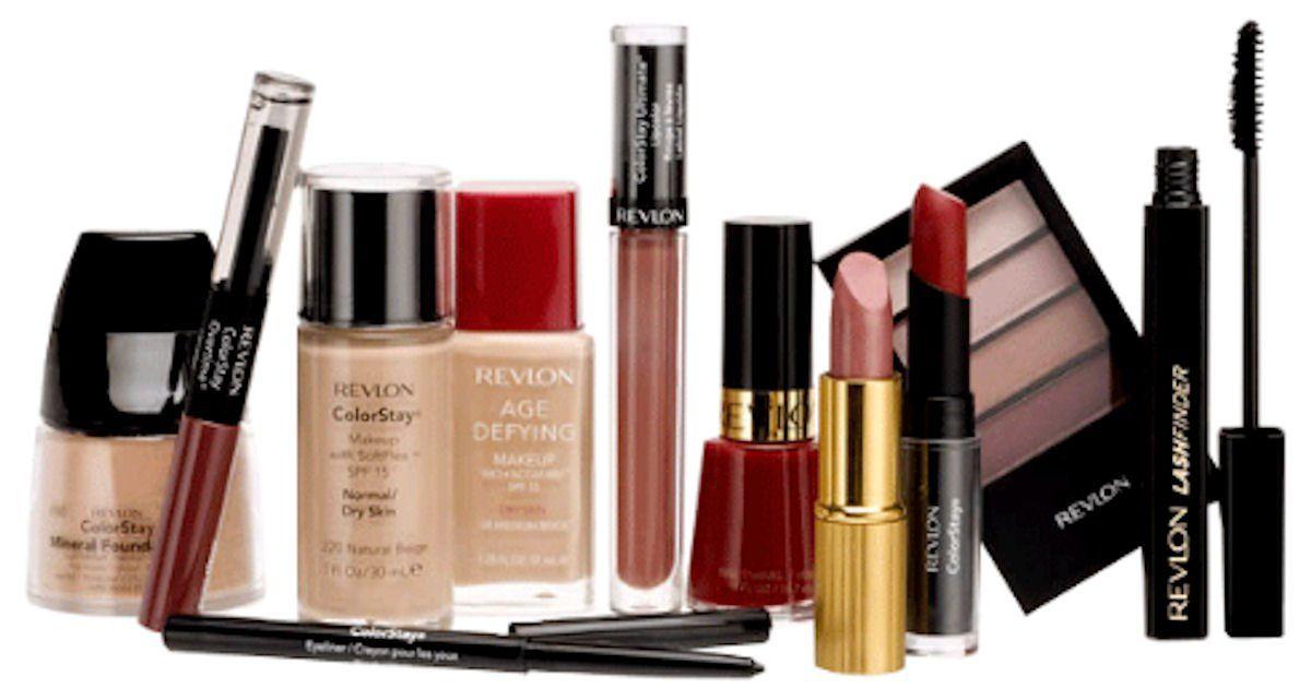 Free Revlon Makeup Makeup Kit Revlon Cosmetics Revlon Makeup