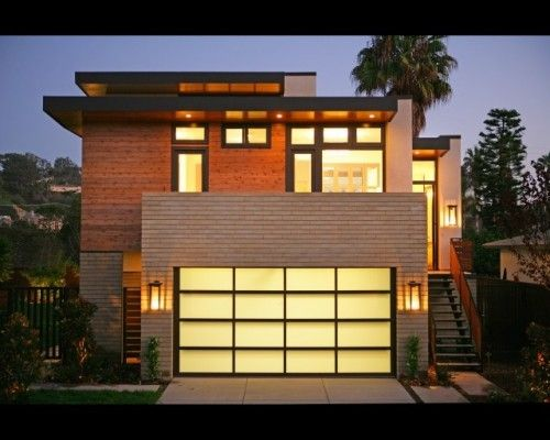Great Extension Of The Home Garage Doors Done Right Garage Doors Garage Design Architecture