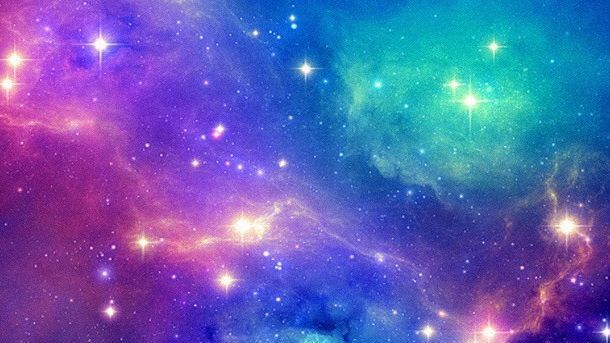 Image result for rainbow galaxy wallpaper | Cartoons in ...