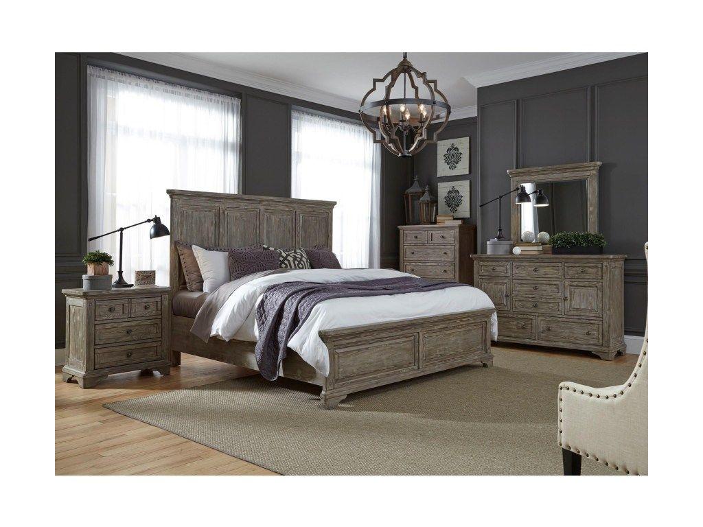 Liberty Furniture Highlands Queen 6 Piece Bedroom Group En 2019 Decorar Dormitorios Dormitorios Y Recamara