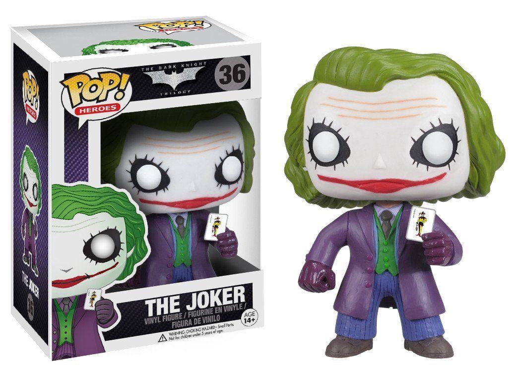 Le mini chevalier Batman Clown Joker Mini jouet figure cadeau