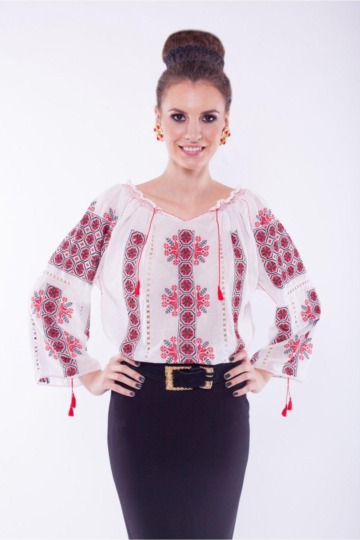 Romanian blouse 5