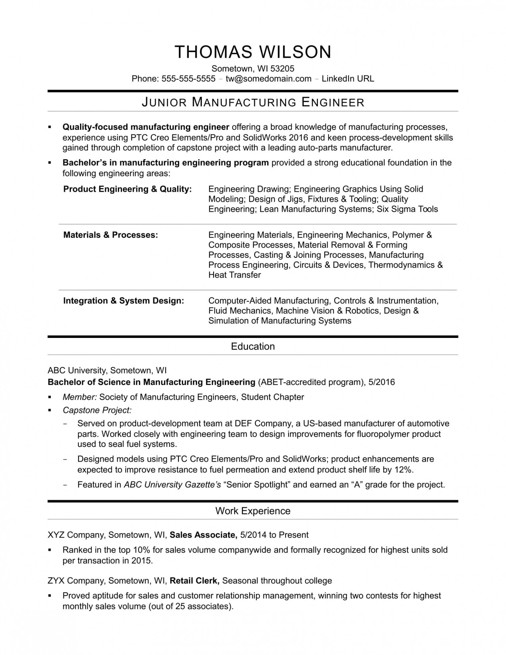 12 High Quality Engineer Resume Key Phrases In 2020 Engineering Resume Manufacturing Engineering Engineering Jobs