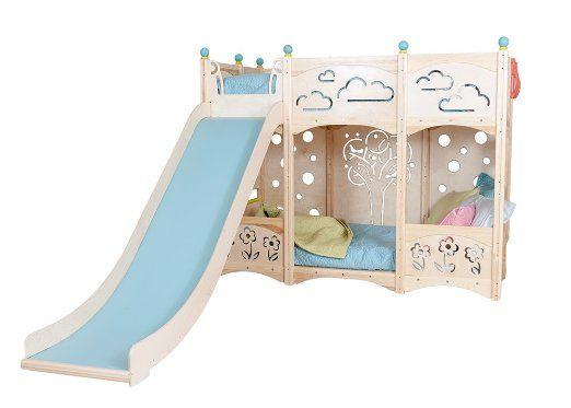 Amazon.com : CedarWorks Rhapsody Loft Bed 5 : Childrens Bed Frames : Toys U0026