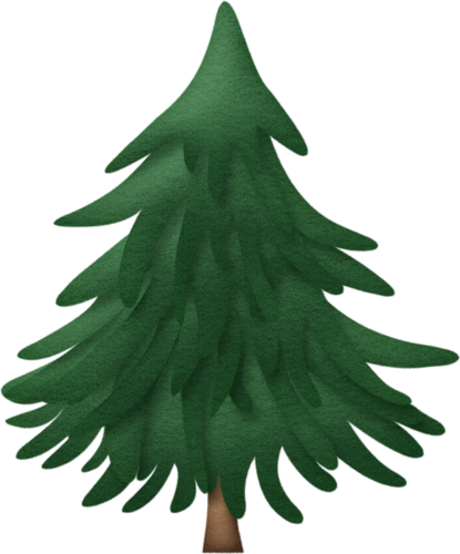 Pine tree template pinterest pine tree pine and clip art - Sapin clipart ...