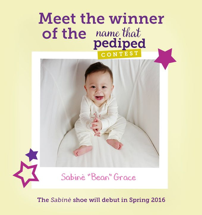 Drum roll please... we have our WINNER! Help us congratulate Sabinè! A big thank you to our awesome fans! We hope you enjoyed the contest as much as we did. There were so many great entries and we loved reading them all. Sabinè's shoe will debut in Spring 2016.