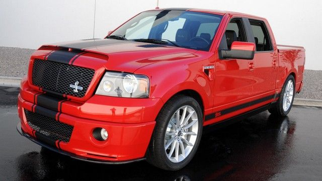 Ford Shelby F150 Super Snake For Sale 8 Super Snake Ford Shelby