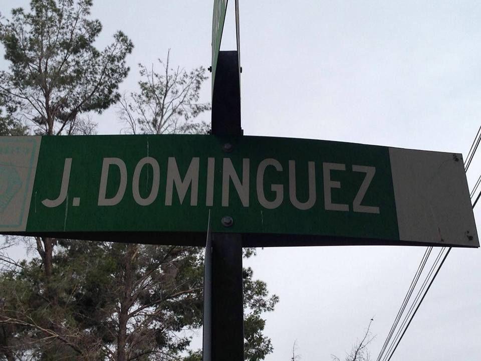 Ya tengo MI calle... en Chihuahua, pero con mi nombre. QUIUBO!?  :-D