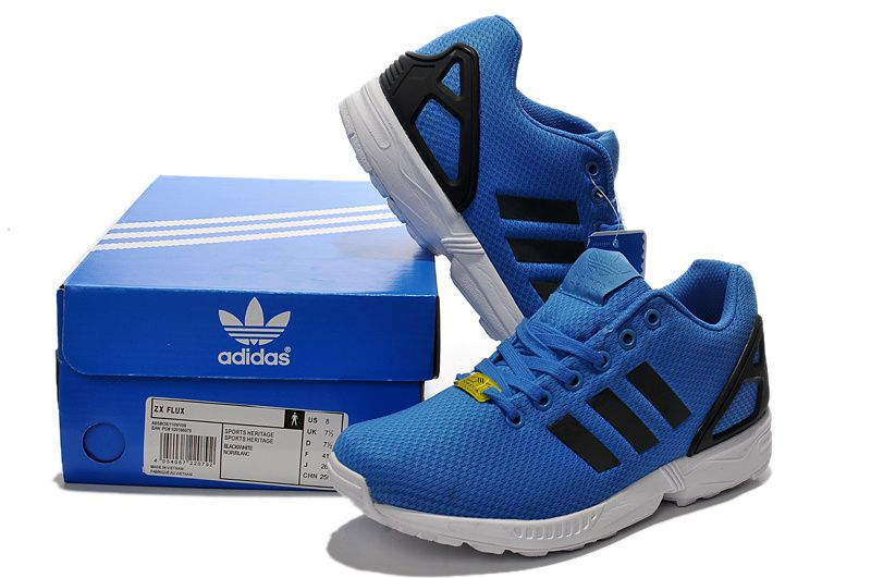 innovative design 5d752 cb716 shoes #womens #sneakers Adidas Originals ZX Flux Game Royal ...